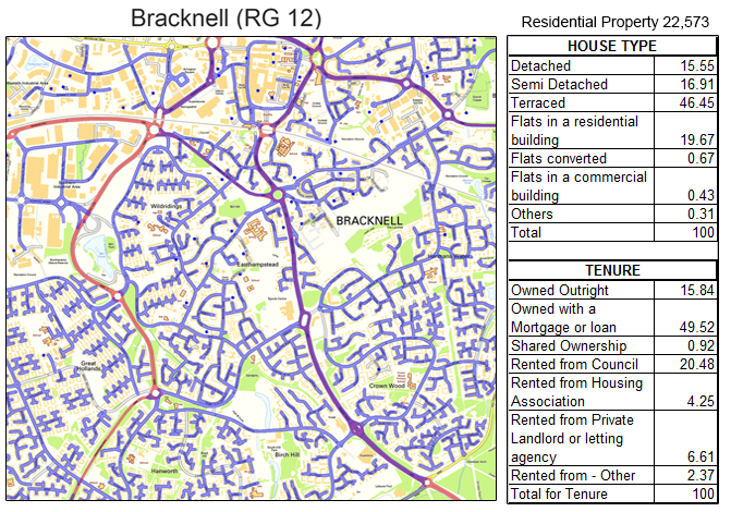 Leaflet Distribution Bracknell