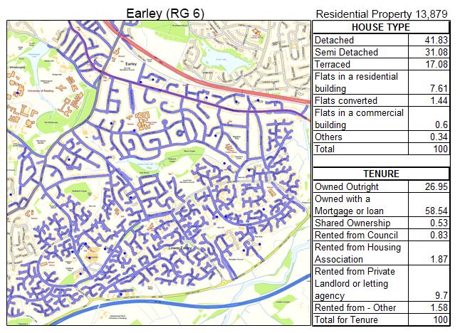 Leaflet Distribution Earley