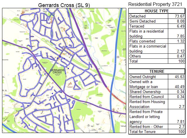Leaflet Distribution Gerrards Cross