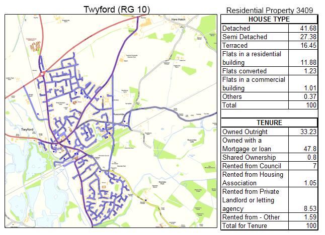 Leaflet Distribution Twyford