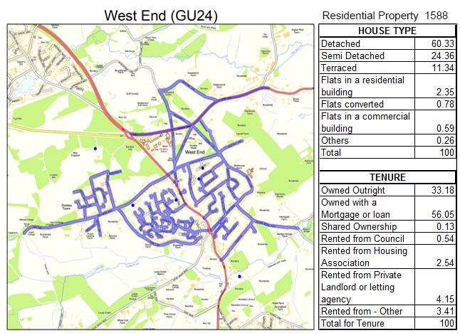 Leaflet Distribution West End